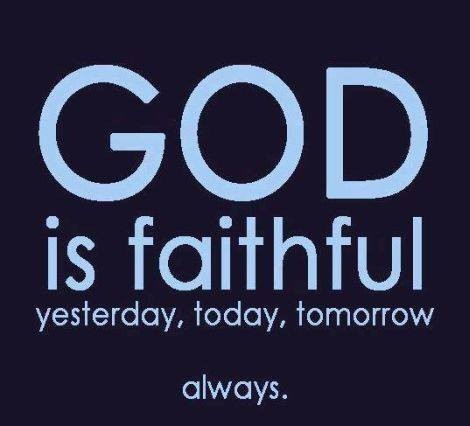 Faithful Quote 3 Picture Quote #1