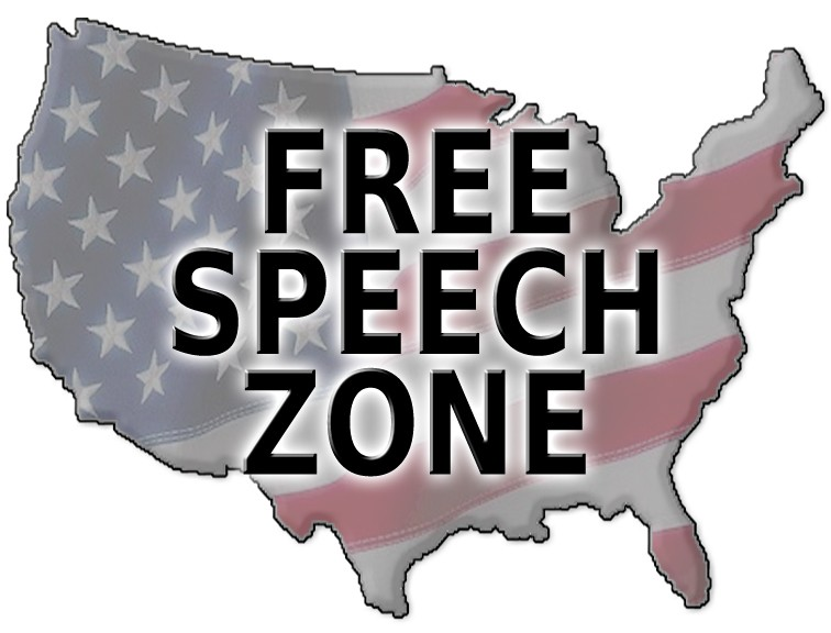 Freedom Of Speech Quote 4 Picture Quote #1