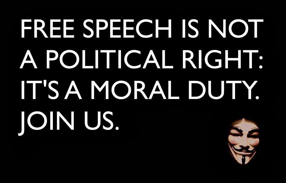 Freedom Of Speech Quotes Alluring Freedom Of Speech Quotes & Sayings  Freedom Of Speech Picture Quotes