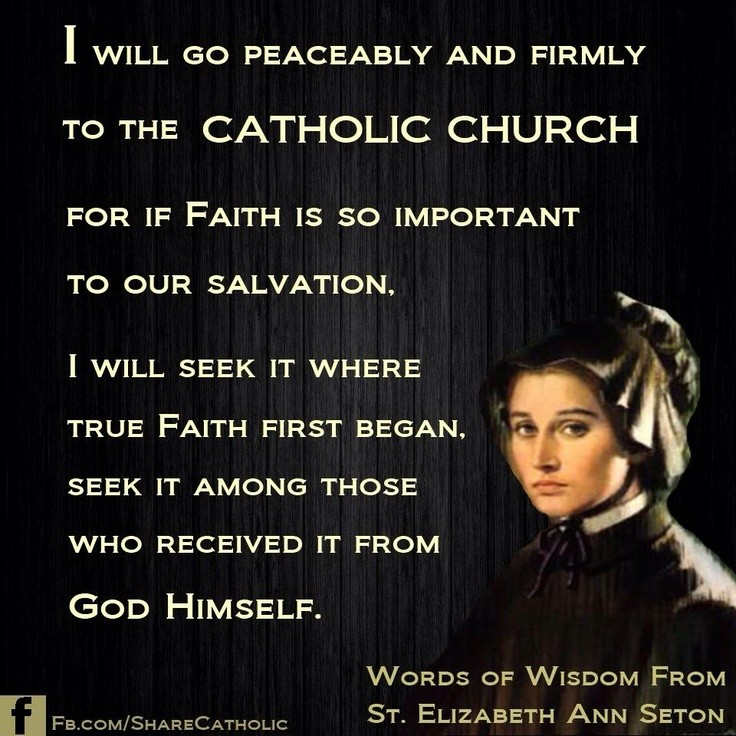 Catholic Quote 8 Picture Quote #1