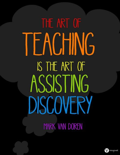 Education Quote For Art Teachers 1 Picture Quote #1