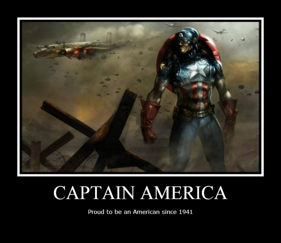 Captain America Quote 5 Picture Quote #1