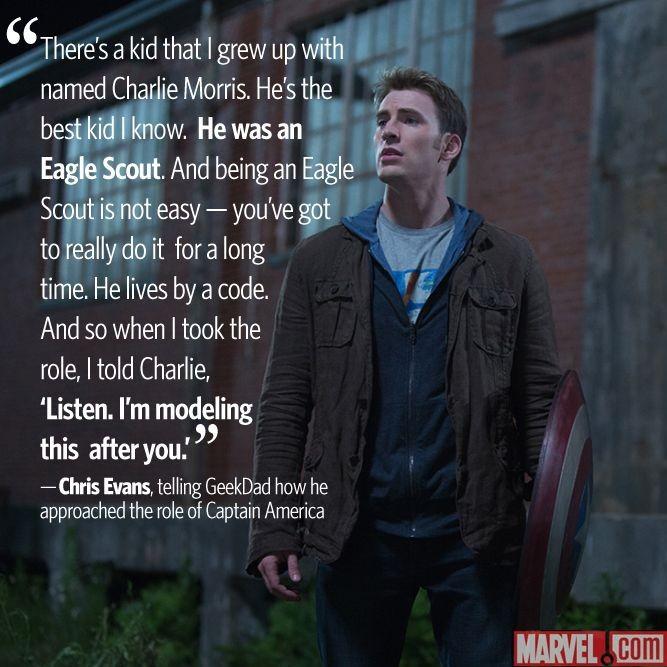 Captain America Movie Quote 1 Picture Quote #1