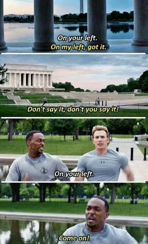 Captain America Quote 7 Picture Quote #1