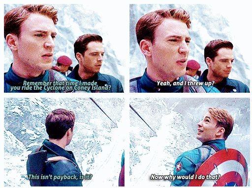 Captain America Quote 16 Picture Quote #1
