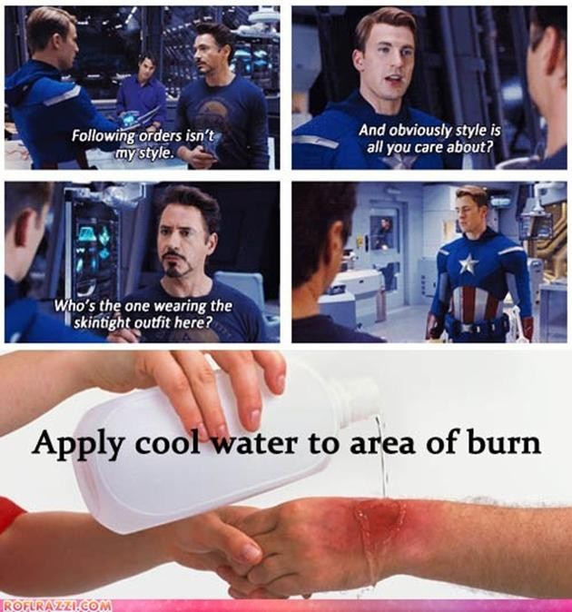 Captain America Quote 18 Picture Quote #1