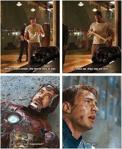 Captain America Quote 19 Picture Quote #1