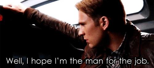 Captain America Quote 20 Picture Quote #1