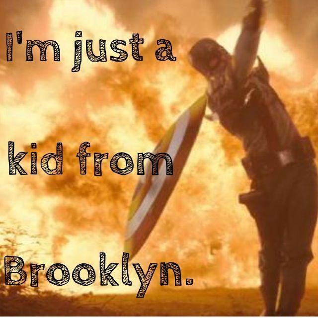 Captain America Quote 22 Picture Quote #1