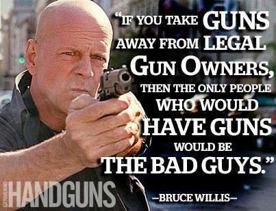 Gun Control Quote 3 Picture Quote #1
