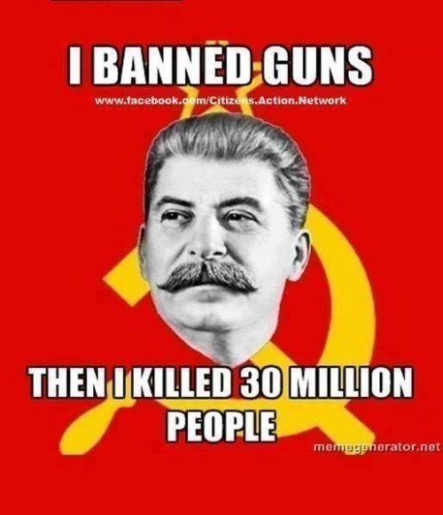 Stalin Gun Control Quote Quote Number 60 Picture Quotes Best Gun Control Quotes