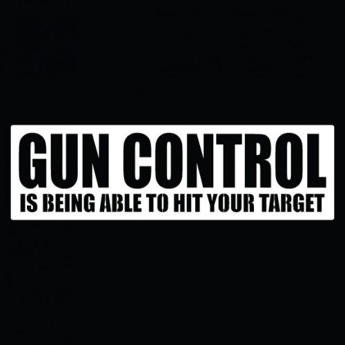 Gun Control Quote 14 Picture Quote #1