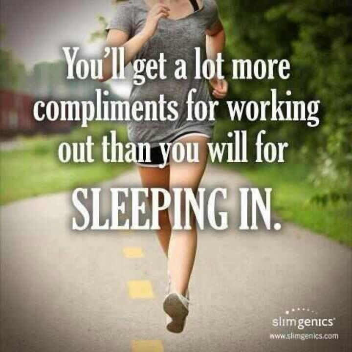 Working Out Motivational Quote For Girls 1 Picture Quote #1