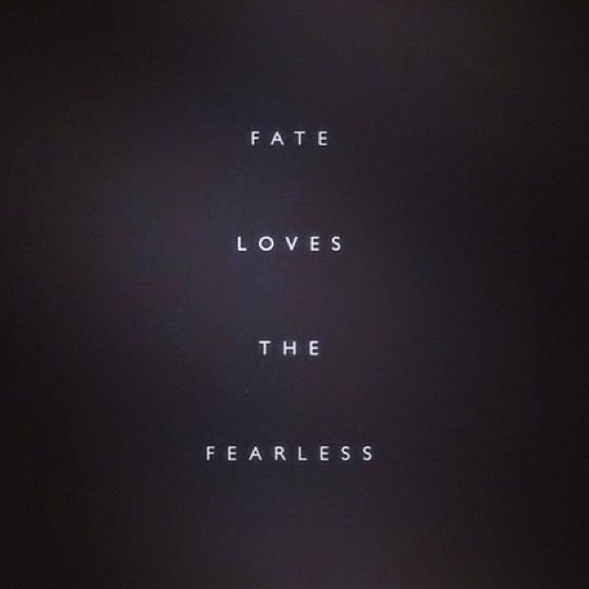 Fearless Quote 1 Picture Quote #1
