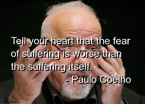 Suffering Quote 5 Picture Quote #1