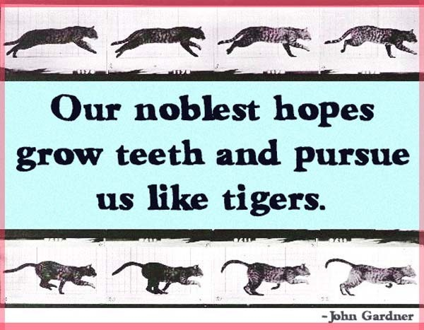 Tiger Quote 4 Picture Quote #1