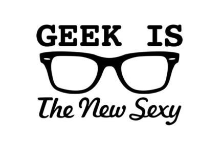 Geek Nerd Quote 1 Picture Quote #1