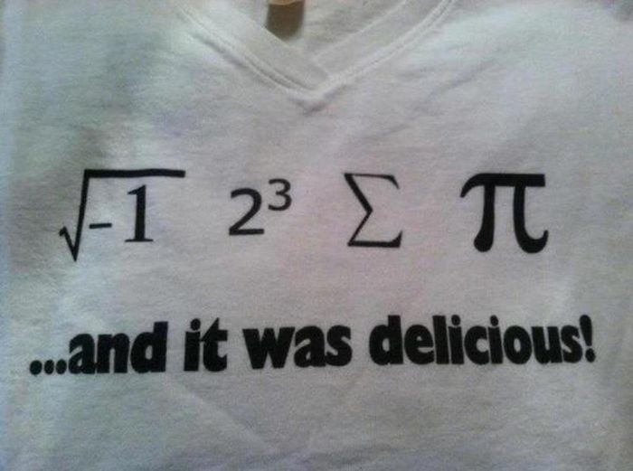 Math Nerd Quote 1 Picture Quote #1