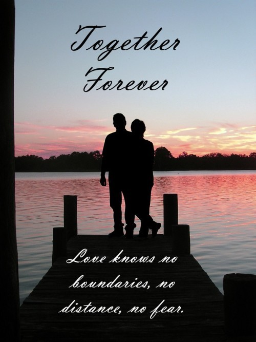 Together Forever Love Quote Quote Number 60 Picture Quotes Magnificent Forever Love Quotes
