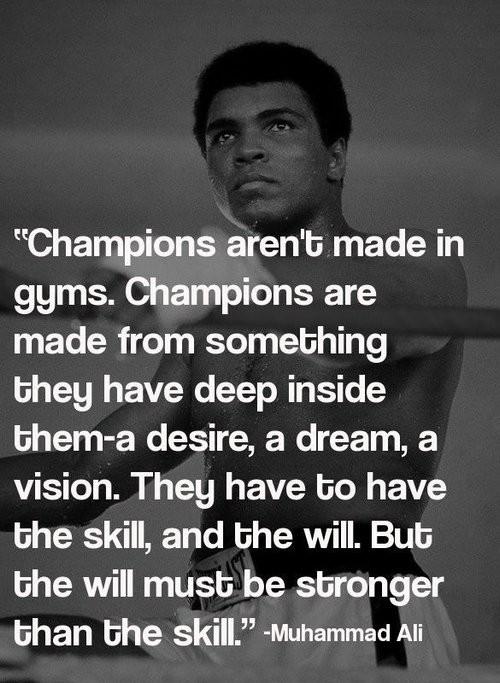 Champion Quote 1 Picture Quote #1