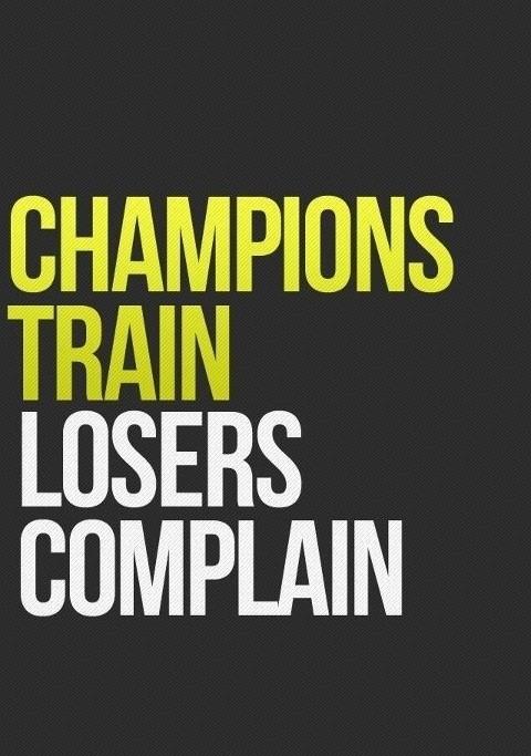 Champion Quote 7 Picture Quote #1