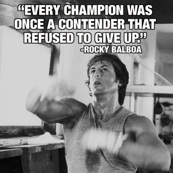 Champion Quote 10 Picture Quote #1
