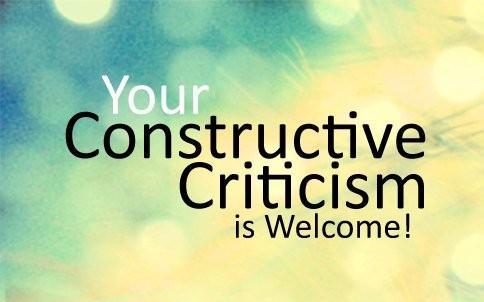 Criticism Quote 4 Picture Quote #1