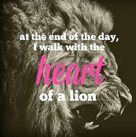 Heart Of A Champion Quote 2 Picture Quote #1