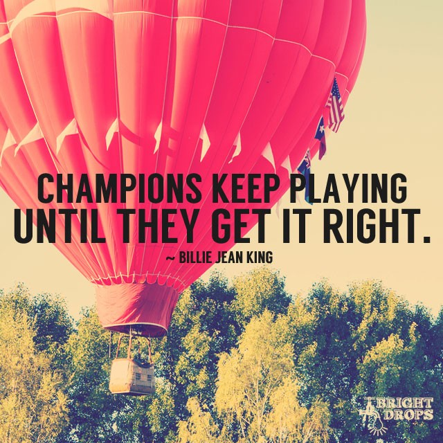 What Makes A Champion Quote 1 Picture Quote #1