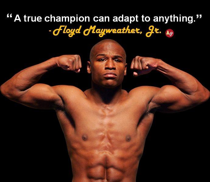True Champion Quote 1 Picture Quote #1