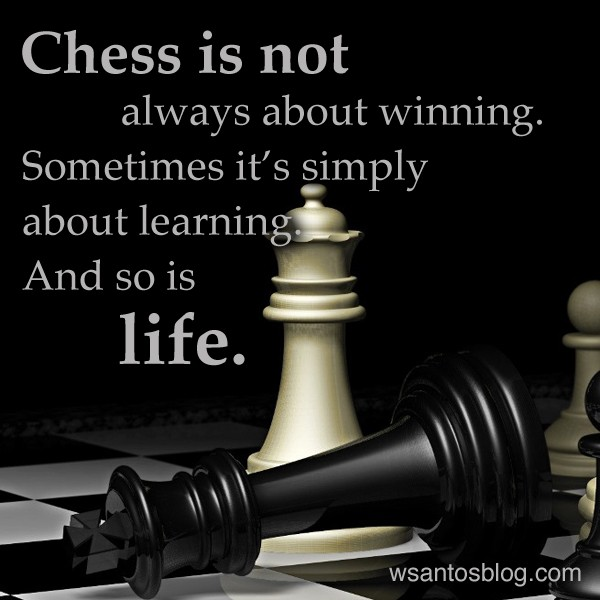 Chess Quote 2 Picture Quote #1