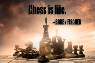 Chess Quote 5 Picture Quote #1