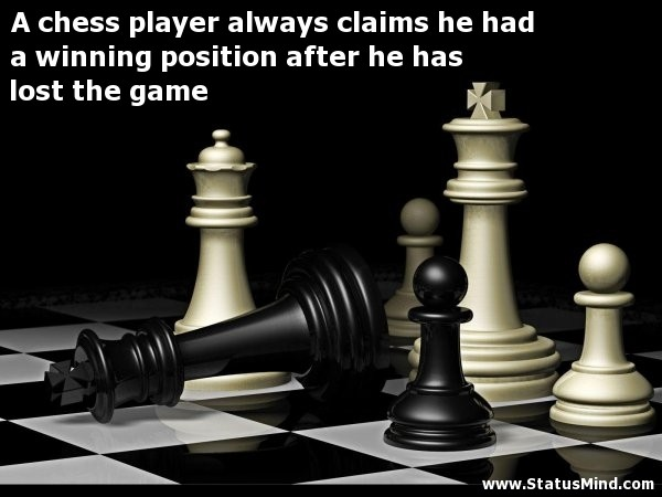 Funny Chess Quote 6 Picture Quote #1