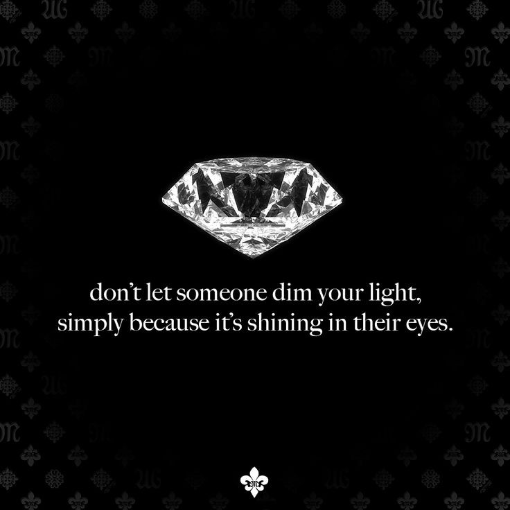 Diamond Quote 1 Picture Quote #1