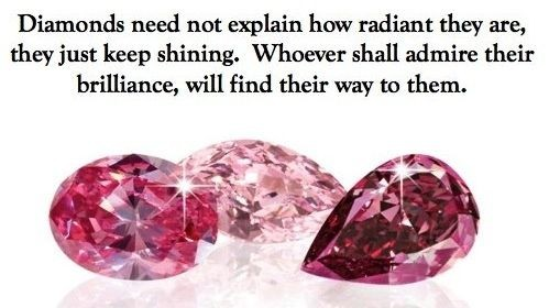 Diamond Quote 6 Picture Quote #1
