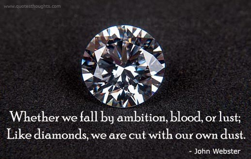 Diamond Quote 8 Picture Quote #1