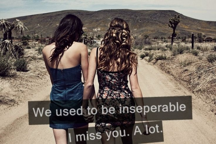 Sad Quote About Losing A Friend 3 Picture Quote #1
