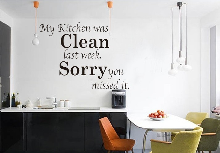 Kitchen Quote 1 Picture Quote #1