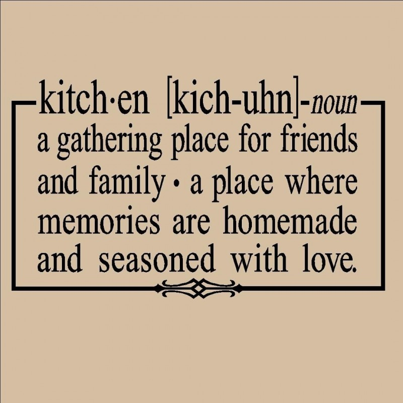 Kitchen Quote 7 Picture Quote #1