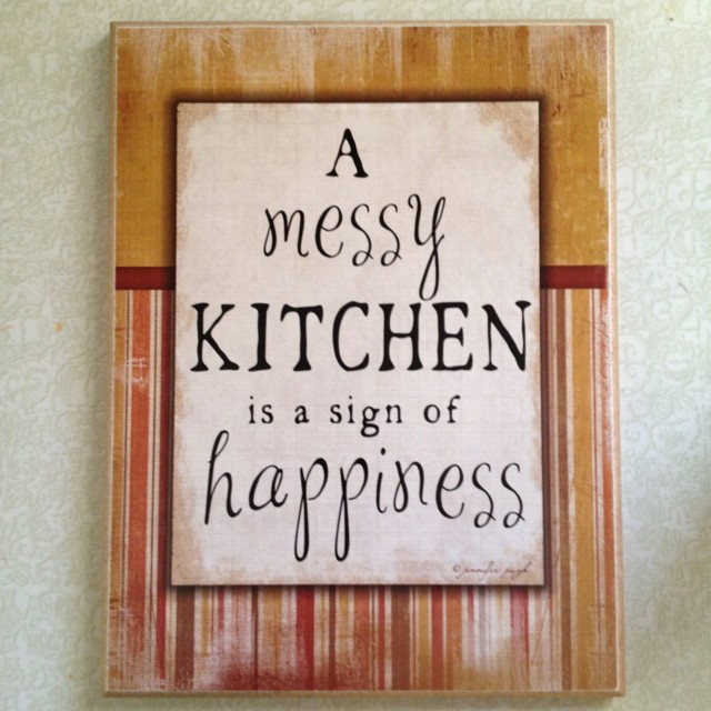 Kitchen Quote 2 Picture Quote #1