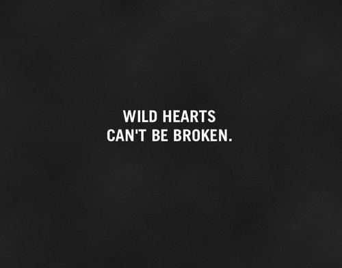 Broken Love Quote 1 Picture Quote #1