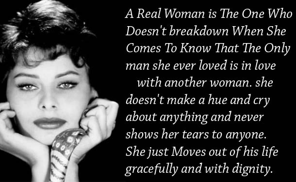 Real Women Quote 2 Picture Quote #1