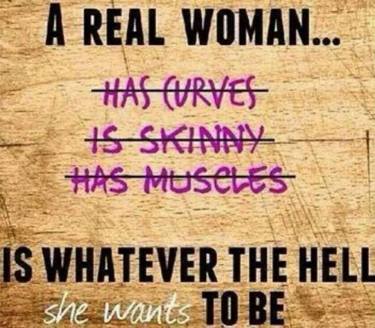 Real Women Quote 4 Picture Quote #1