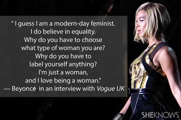 Feminism Quote 1 Picture Quote #1