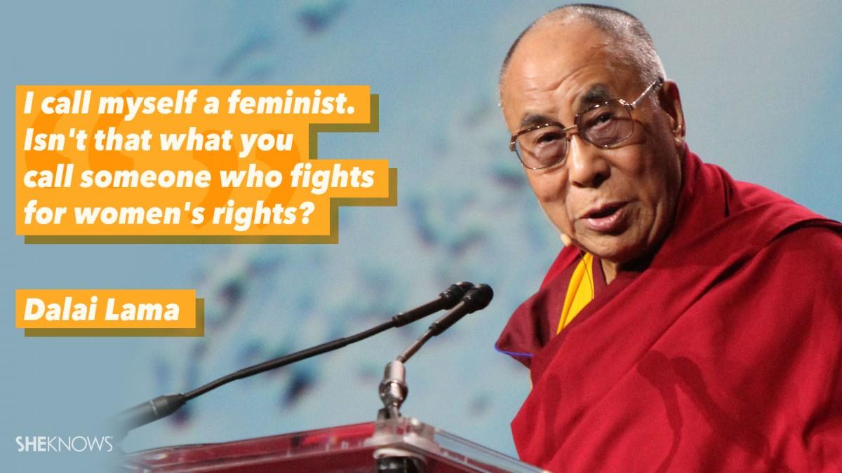 Feminism Quote 2 Picture Quote #1