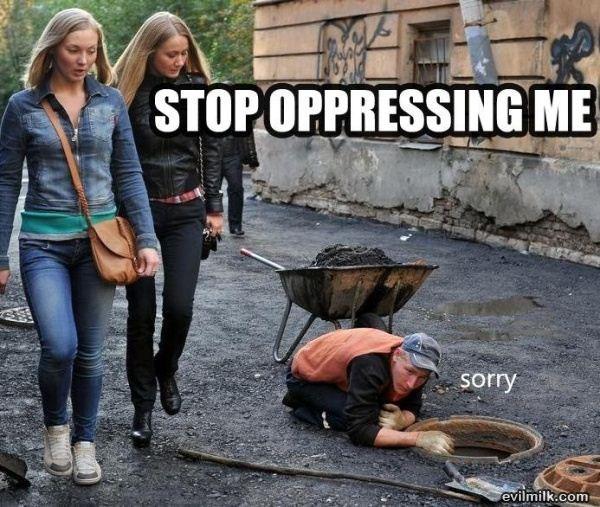 Feminism Quote 5 Picture Quote #1