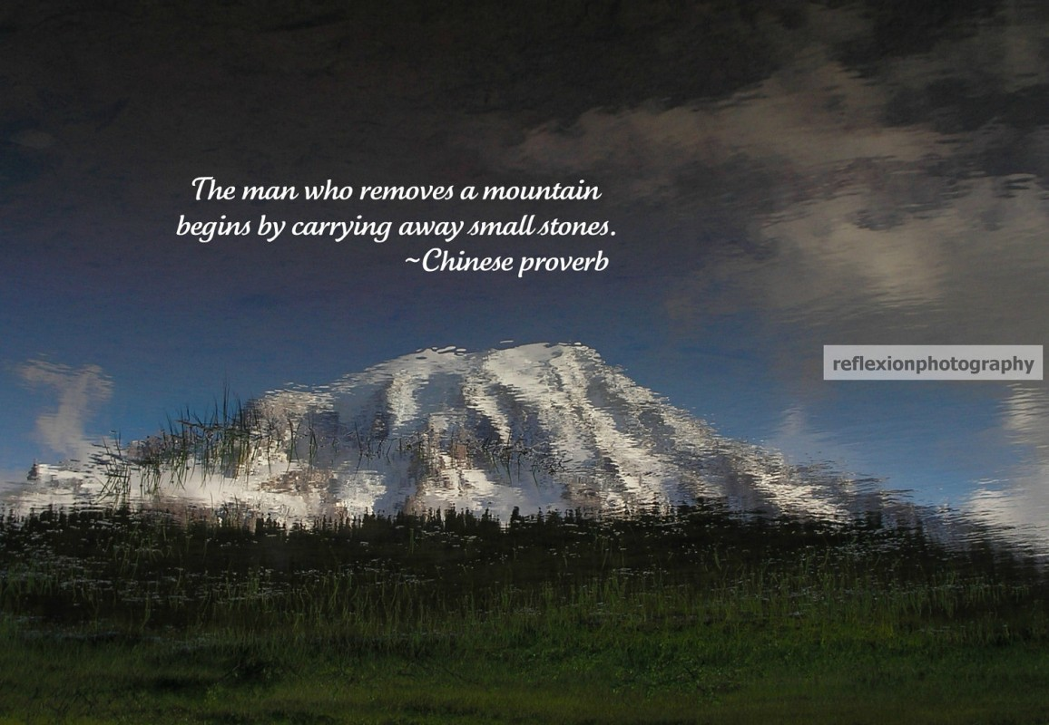 Mountain Quote 3 Picture Quote #1