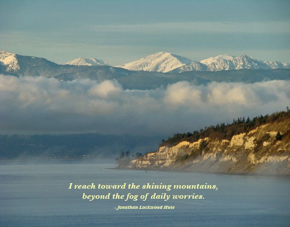 Mountain Quote 5 Picture Quote #1