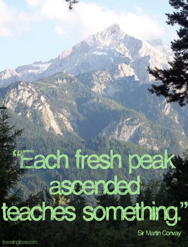 Mountain Quote 6 Picture Quote #1