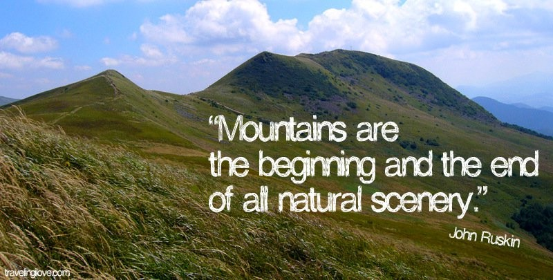 Mountain Quote 7 Picture Quote #1